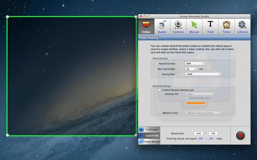 Screen Recorder | Greatdy Software